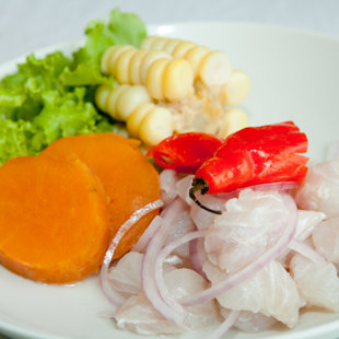 Cebiche de pescado (Créditos: Gihan Tubbeh, PROMPERU)